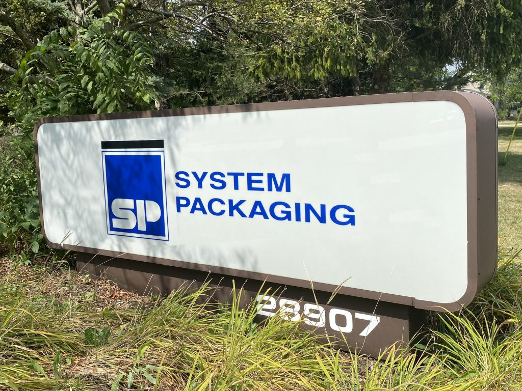 System Packaging Location